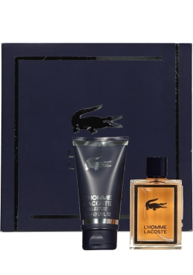 Heren cadeauset: Lacoste: L'homme Lacoste 100ml + douchegel