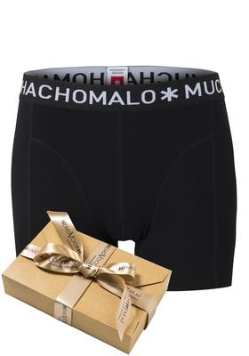 Muchachomalo boxershort, zwart (in cadeauverpakking)