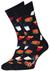 Happy Hamburger Socks