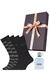 "Heren cadeaubox: Hugo Boss ""Hugo"" parfum + Hugo Boss sokken"