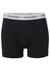 Heren cadeaubox: Calvin Klein boxer zwart + Happy Socks