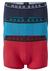 Hugo Boss trunk (3-pack), turquoise, navy, rood