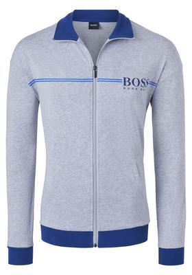Hugo Boss heren lounge vest, grijs