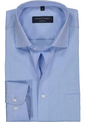 Casa Moda Modern Fit overhemd, licht blauw
