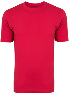 Casa Moda  T-shirt, O-neck, rood