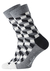 Happy Socks herensokken, Black White Gift Box