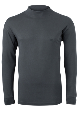 Alan Red T-shirt Illinois, turtleneck, donker grijs