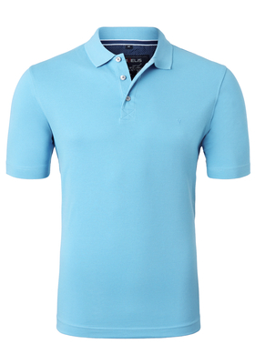 Marvelis Modern Fit poloshirt, turquoise