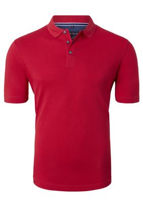 Marvelis Modern Fit poloshirt, rood