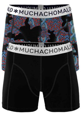 Muchachomalo boxershorts, 2-pack, DNA