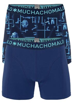 Muchachomalo boxershorts, 2-pack, Kitt