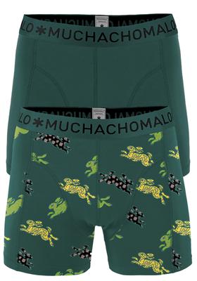 Muchachomalo boxershorts Cotton Modal, 2-pack, Rabbit