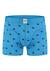 A-dam boxershort Felix, blauw