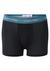 Calvin Klein Low Rise Trunks (3-pack), zwart gekleurde tailleband