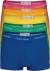 Calvin Klein Low Rise Trunks (5-pack), Pride regenboog set