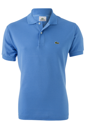 Lacoste Classic Fit polo, Ibiza blauw
