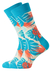 Happy Socks cadeauset, 4-pack Jungle party
