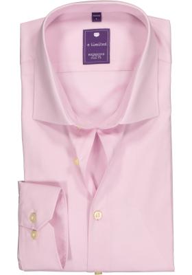 Redmond Slim Fit overhemd, roze