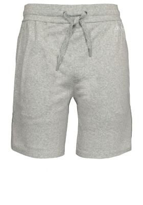 Calvin Klein Cotton Modal Lounge short, korte grijze joggingbroek