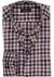 ETERNA Comfort Fit overhemd, blauw-rood-wit geruit