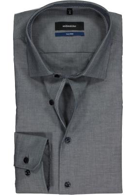Seidensticker Tailored Fit, blauw (contrast)