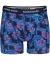 Bjorn Borg boxershorts Essential, 3-pack, Flower, blauw en zwart