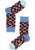 Happy Socks Shooting Heart Sock