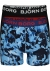 Bjorn Borg Cotton boxershorts, 2-pack, zwart en print