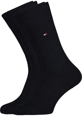 Tommy Hilfiger True America sokken (2-pack), blauw