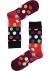 Happy Socks sokken, Big Dot Block Sock