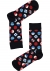 Happy Socks, Navy Gift Box in rood-wit-blauw
