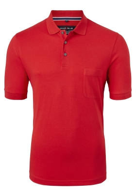 Marvelis Modern Fit poloshirt, Quick Dry, rood