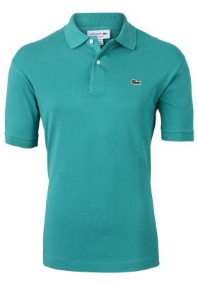 Lacoste Classic Fit polo, Niagara groen/blauw