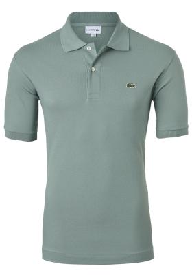 Lacoste Classic Fit polo, tijm groen, Thym