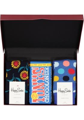 Happy Chocolade cadeauset; Puur blauw