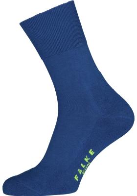 FALKE Run unisex sokken, kobalt blauw (sapphire)