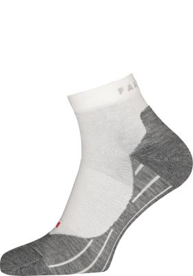 FALKE RU4 Short dames hardloopsokken, wit (white-mix)
