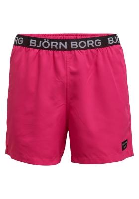 Bjorn Borg heren zwembroek loose shorts Scott, roze
