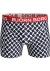 Bjorn Borg Cotton boxers, 3-pack uni en print
