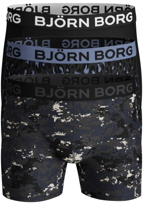Bjorn Borg Cotton boxers, 3-pack