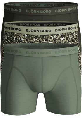 Bjorn Borg Cotton boxers, 3-pack