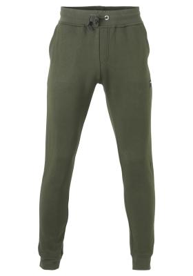 Bjorn Borg tapered pant joggingbroek (dik), groen