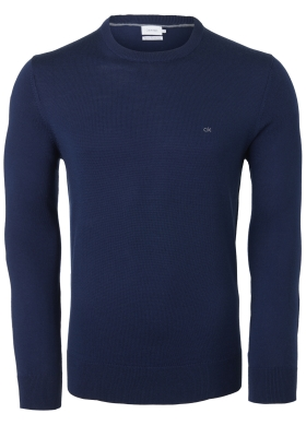 Bjorn Borg crew neck sweater sweatshirt (dik), blauw
