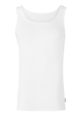 Sloggi Men Basic Vest heren singlet (SH02), wit