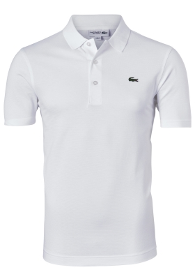Lacoste Sport polo Regular Fit stretch, wit