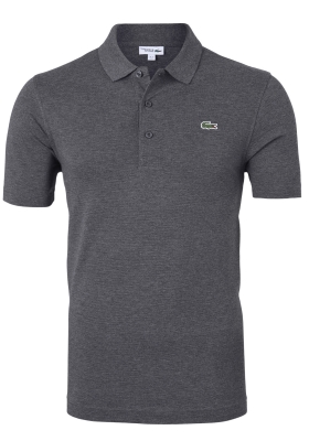 Lacoste Sport polo Regular Fit stretch, antraciet