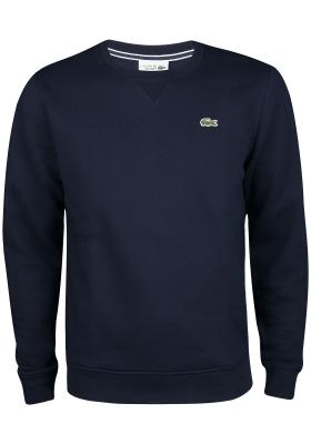 Lacoste heren sweatshirt, blauw