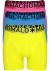 Muchachomalo boxershorts 3-pack, Solid geel, blauw en roze