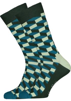 Happy Socks Filled Optic Sock