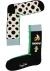 Happy Socks Half/half Big Dot Sock